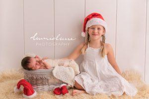Lumielune fotografía newborn de bebés y recién nacidos nounat navidad en Barcelona Gava Viladecans Castelldefels Begues